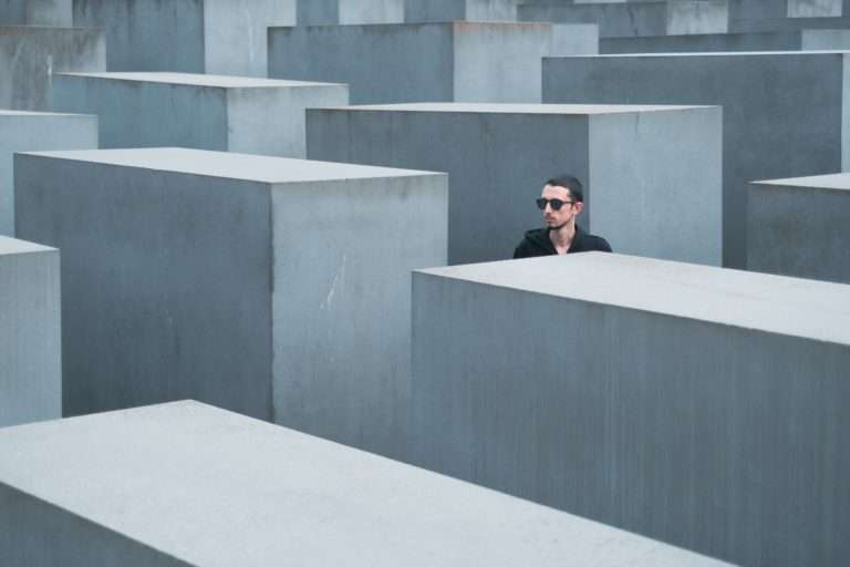memoriale olocausto Berlino