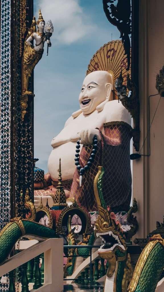templi koh Samui