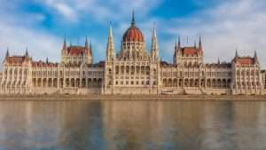 parlamento Budapest