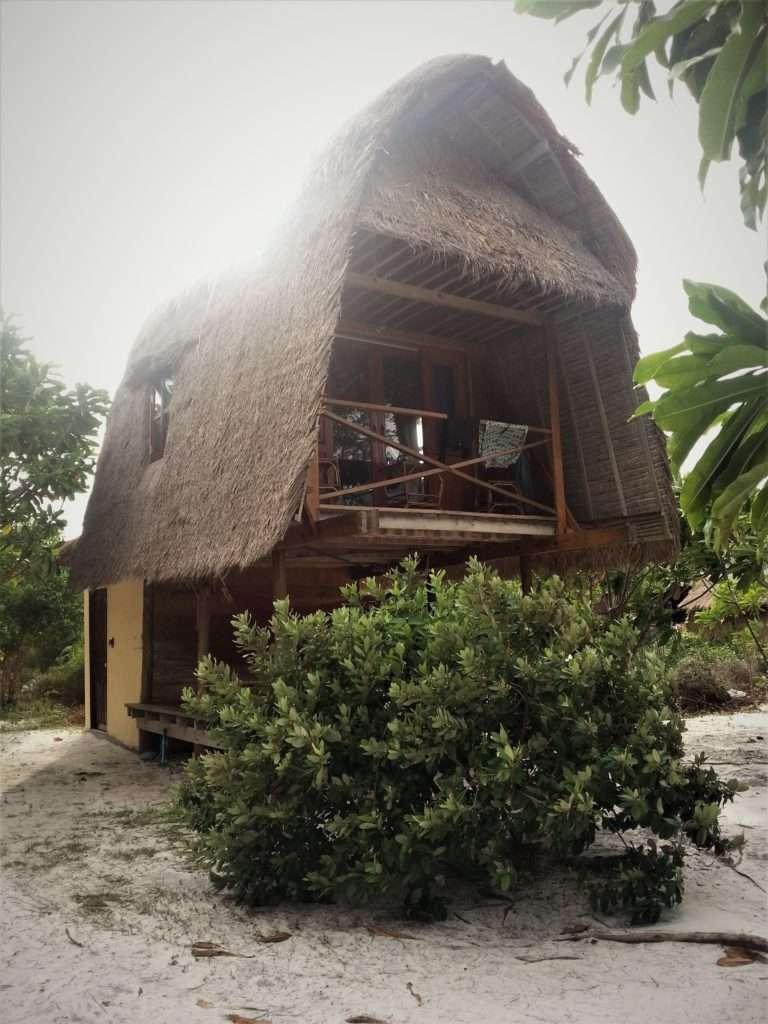 alloggi speciali capanna Cambogia