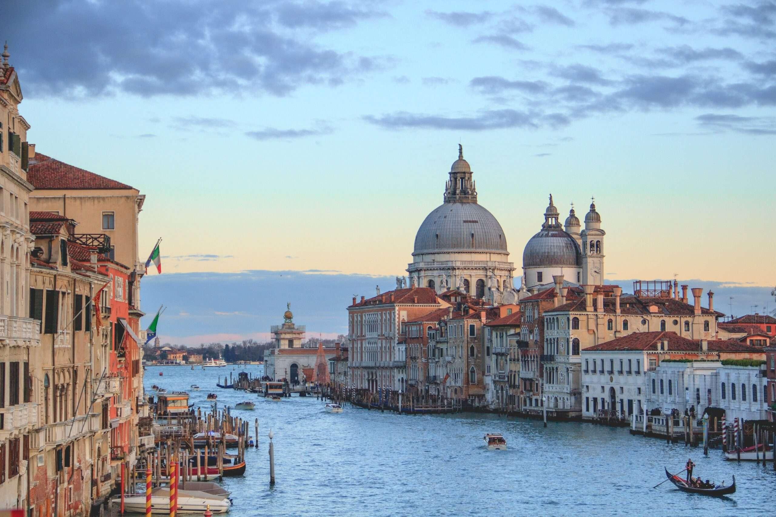 vivere venezia