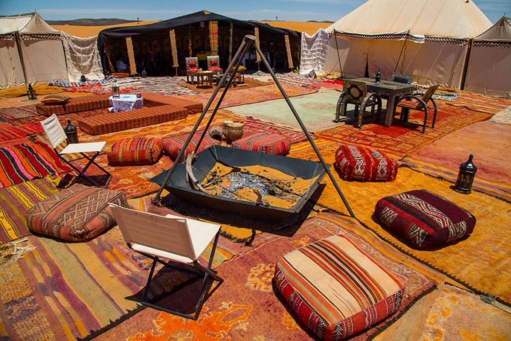 alloggi speciali tenda marocco