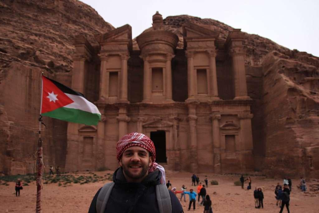 santuario petra giordania