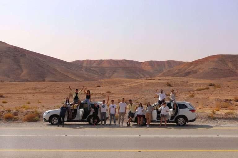 viaggio di gruppo Israele