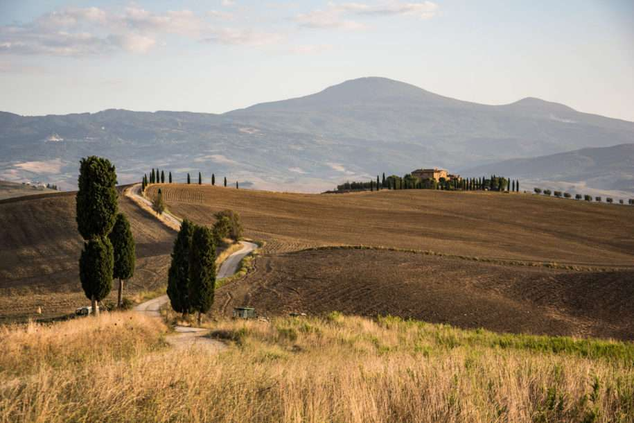 ebike Val d'Orcia